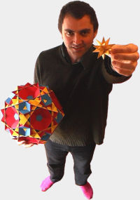 Stella - Create Polyhedra and Nets! Platonic, Archimedean