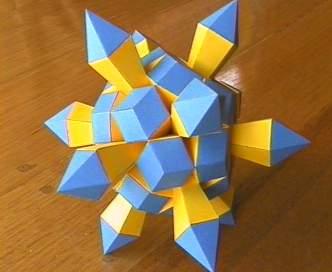 Stella - Create Polyhedra and Nets! Platonic, Archimedean, Catalan ...